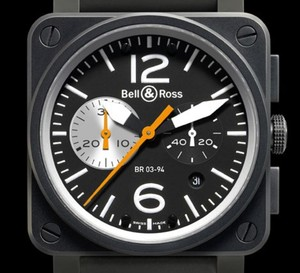 Instrument BR03-94 Black and White : 42 mm mais toujours aussi lisible