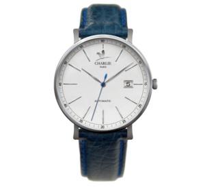 Charlie Watch : la jeune marque parisienne dévoile Initial, sa toute première montre auto