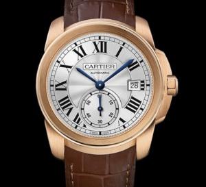 Calibre de Cartier : nouveau modèle en 38 mm