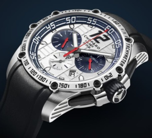 Chopard Superfast Chrono Porsche 919 Jacky Ickx Edition : chrono pour un champion !