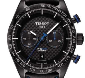 Tissot PRS 516 : hommage à Alpine