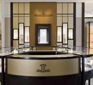 Jaeger-LeCoultre : ouverture de sa nouvelle boutique genevoise