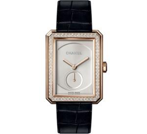 Chanel Boy.Friend : une montre BF ou GF ?