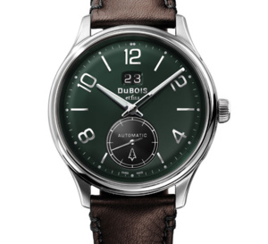 DuBois British Racing Green DBF003-07 Limited Edition 99 : vert anglais pour racing spirit