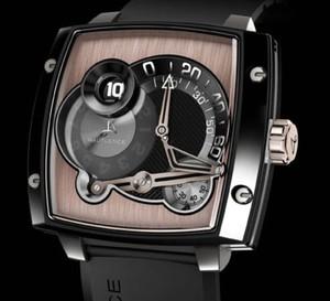 Hautlence, des montres artisanales au look résolument avant-gardiste