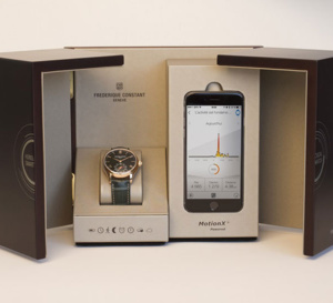 Frédérique Constant Horological Smartwatch Only Watch 2015