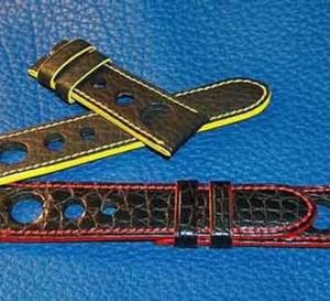 Les bracelets sport façon « racing » : la chronique du bracelet-montre d'ABP