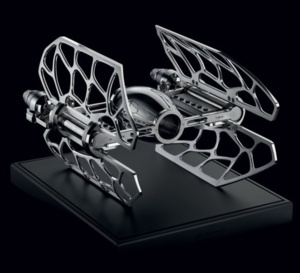 MB&F Music Machine 3 : Reuge toujours