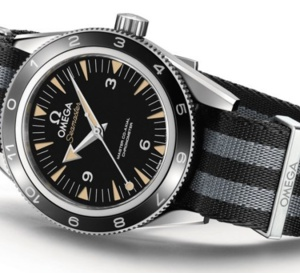 Omega Seamaster 300 Spectre Limited Edition : 7.007 exemplaires