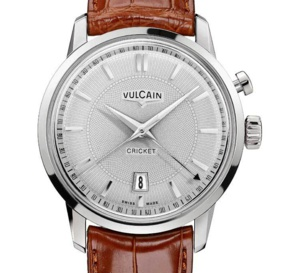 Vulcain 50's President' Watch : arrivée d'un somptueux cadran guilloché