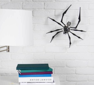 MB&F Arachnophobia : spider-clock
