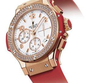 Big Bang Hublot spéciale « Saint Valentin » : un modèle couleur passion