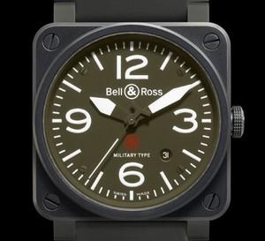 Instrument BR03-92 Military : une montre au look résolument militaire
