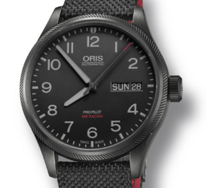 Oris Air Racing Edition V : hommage à Don Vito Wypraechtiger