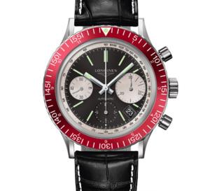The Longines Heritage Diver 1967 : plongée en plein vintage