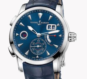 Ulysse Nardin Dual Time Manufacture - Monaco : 100 exemplaires