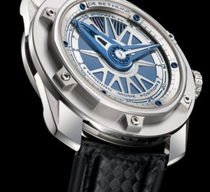 Big Power DB24v1 : une « sportive » chez De Bethune