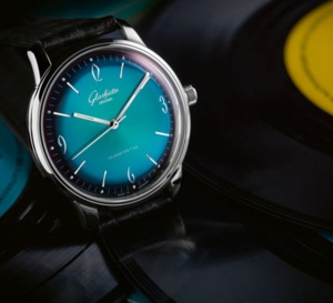 Glashütte Original Iconic Sixties : l'heure en couleur