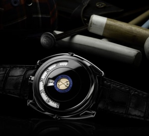 De Bethune DB27 Polo Edition digitale : pur-sang horloger