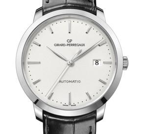 Girard-Perregaux 1966 : la version acier, enfin !