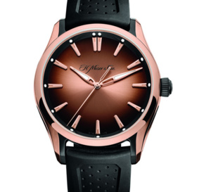 Pioneer Centre Seconds : la montre sport selon Moser