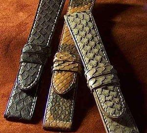 Anaconda, cobra, karung,… un serpent autour du poignet ! : la chronique du bracelet-montre d'ABP