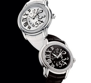 Audemars Piguet : Collection Millenary Black & White pour dames