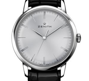 Zenith Elite 6150 : l'essence même de la pureté