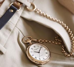 Frédérique Constant Pocket Watch : votre montre... in the pocket