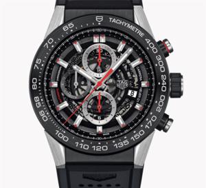 TAG Heuer Carrera Heuer 01 : un chrono manuf' à moins de 5.000 euros