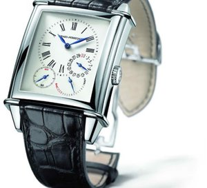 Girard-Perregaux : Vintage 1945 heures et minutes décentrées, première nouveauté SIHH 2008