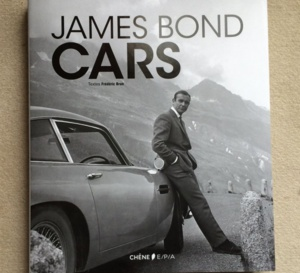 James Bond Cars de Frédéric Brun
