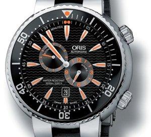 Diver Regulator : Oris sort une montre de plongée « régulateur » étanche à 1.000 mètres