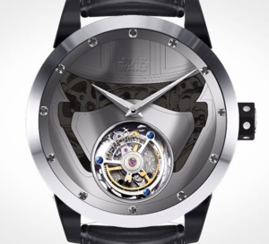 Tourbillon Memorigin Star Wars Captain Phasma