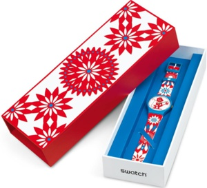 Swatch Lucky Monkeys : la Swatch de l'année du Singe