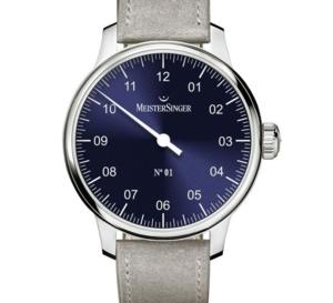 MeisterSinger N°1 : l'heure bleue
