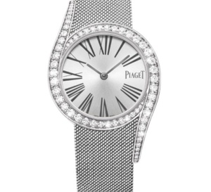 Piaget Limelight Gala : quand l'or se fait maille milanaise