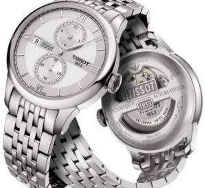 Tissot Le Locle Régulateur : de l'héritage horloger
