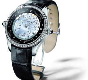 ww.tc 24 Hour Shopping de Girard-Perregaux : une montre idéale pour les « shoppeuses » globe-trotters