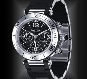 Cartier Pasha Seatimer : la gamme s'enrichit de deux nouveaux chronographes