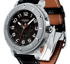 Clipper H1 : Hermès propose une nouvelle sportive dotée d'un calibre exclusif et d'une grande date