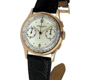 Tajan organise une vente de montres de collection à l'Hôtel Drouot le 14 avril prochain