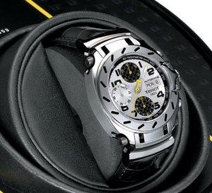 T-Race MotoGP Chronograph Automatic de Tissot : une montre taillée pour la course