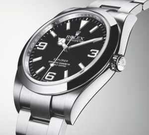 Rolex Explorer 39 mm : lifting léger mais justifié