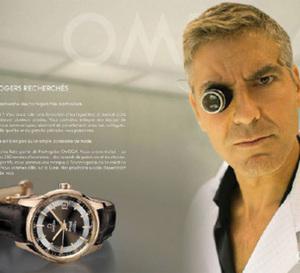George Clooney… Horloger pour Omega ?