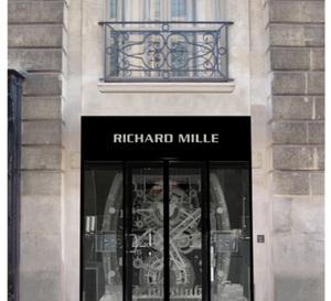 Richard Mille : une boutique Place Vendôme à Paris pour l'été prochain