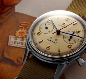 Chrono Sea-gull 1963 : hommage vintage à l'armée de l'air chinoise