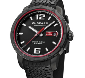 Chopard Mille Miglia GTS Automatic Speed black : mille exemplaire