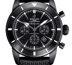 Breitling Superocean Heritage Chronoworks : labo horloger d'avant-garde