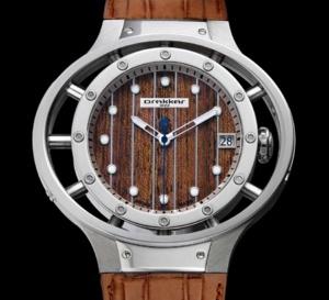 Drakkar Cap Bonne Espérance : une montre au pied marin...